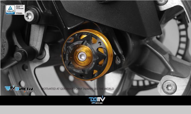3D Front Axle Slider